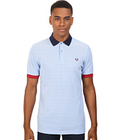Fred Perry - Color Block Pique Shirt