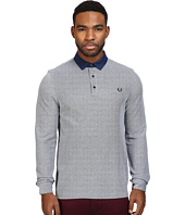 Fred Perry - Oxford Collar Trim Pique Shirt