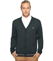 Fred Perry - Tipped Merino Cardigan