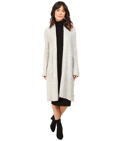 Brigitte Bailey Honey Knit Wrap Coat