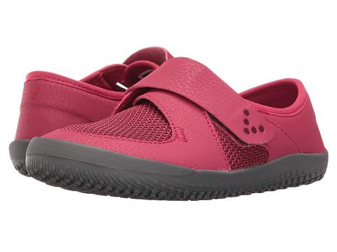 Vivobarefoot Kids Lenni (Toddler/Little Kid/Big Kid) - Dark Pink