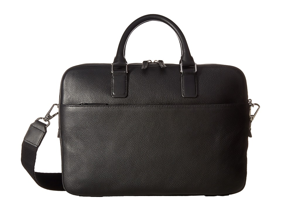 ECCO Jos Laptop Bag 13 (Black) Computer Bags