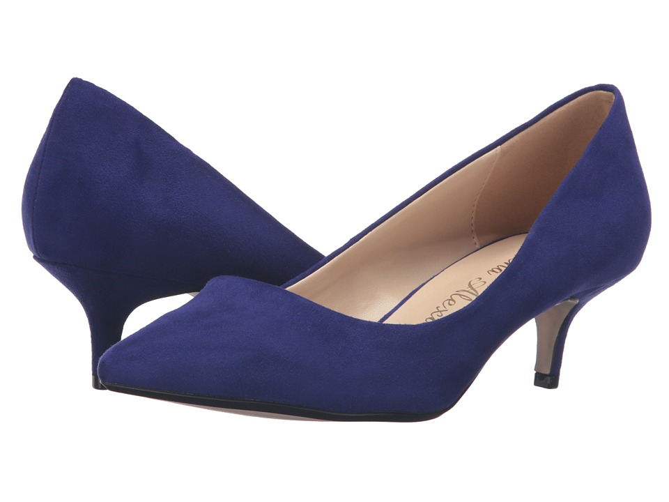 Athena Alexander - Teague (Blue Suede) Womens Shoes