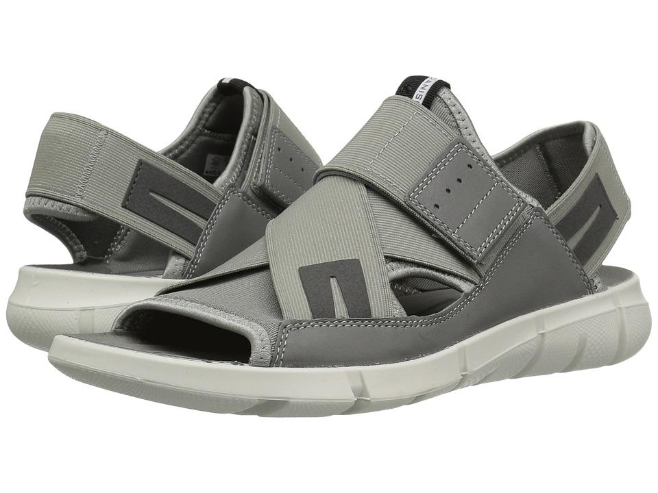 ECCO Sport Intrinsic Sandal (Wild Dove/Wild Dove) Men
