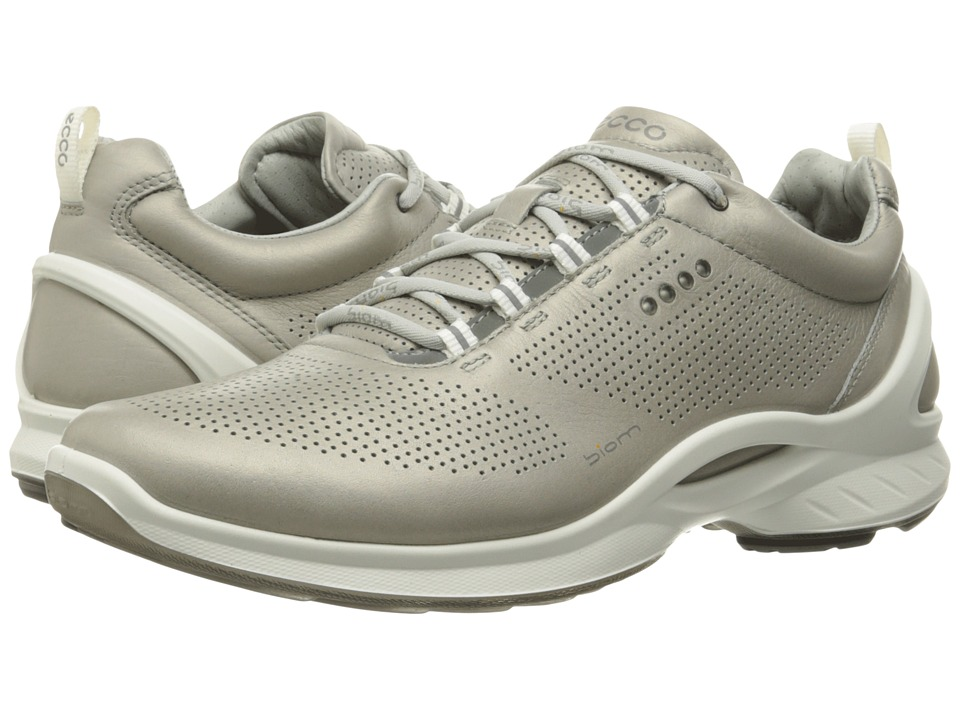 ECCO Sport Biom Fjuel Train (Silver Grey) Men