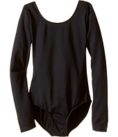 Bloch Kids - Microlux Long Sleeve Leotard (Toddler/Little Kids/Big Kids)