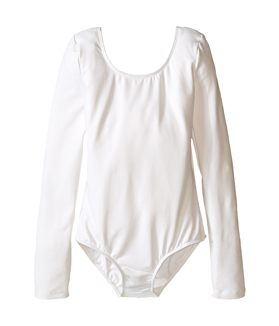 Bloch Kids - Microlux Long Sleeve Leotard (Toddler/Little...