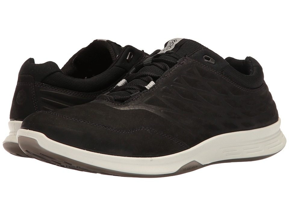 ECCO Sport Exceed Low (Black) Men