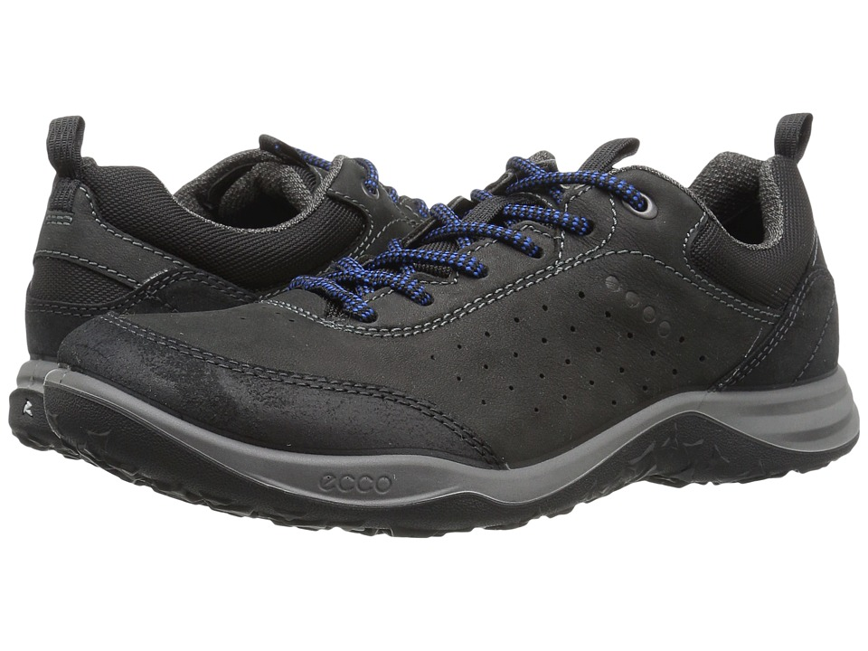 ECCO Sport Esphino Low (Black/Black) Men