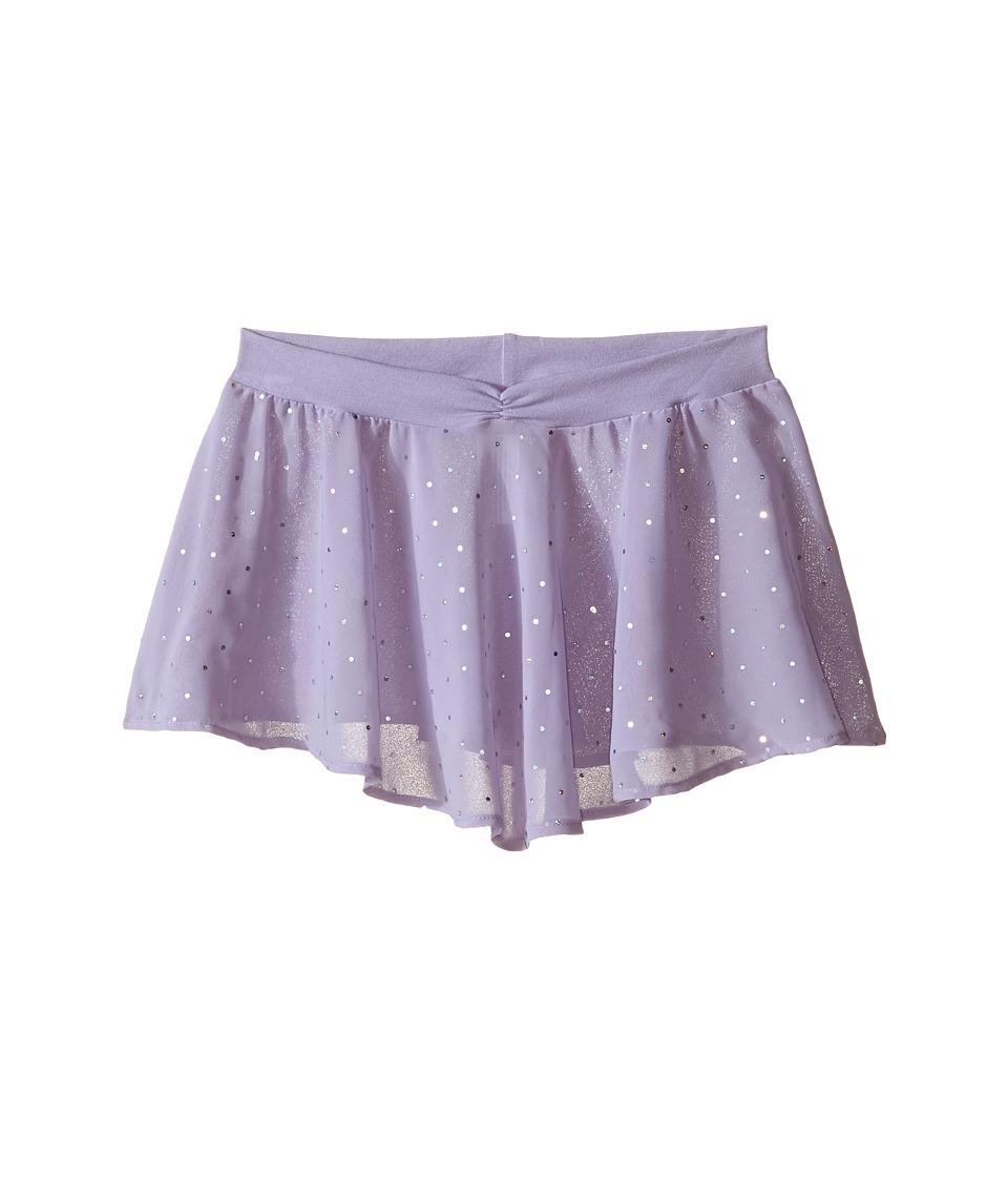 Bloch Kids - Georgette Sequin Dot Skirt