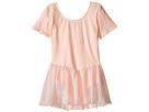 Bloch Kids - Short Sleeve Leotard with Chiffon Skirt (Toddler/Little Kids/Big Kids)