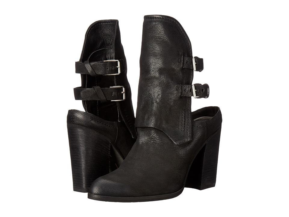 Dolce Vita - Cole (Black Leather) Women