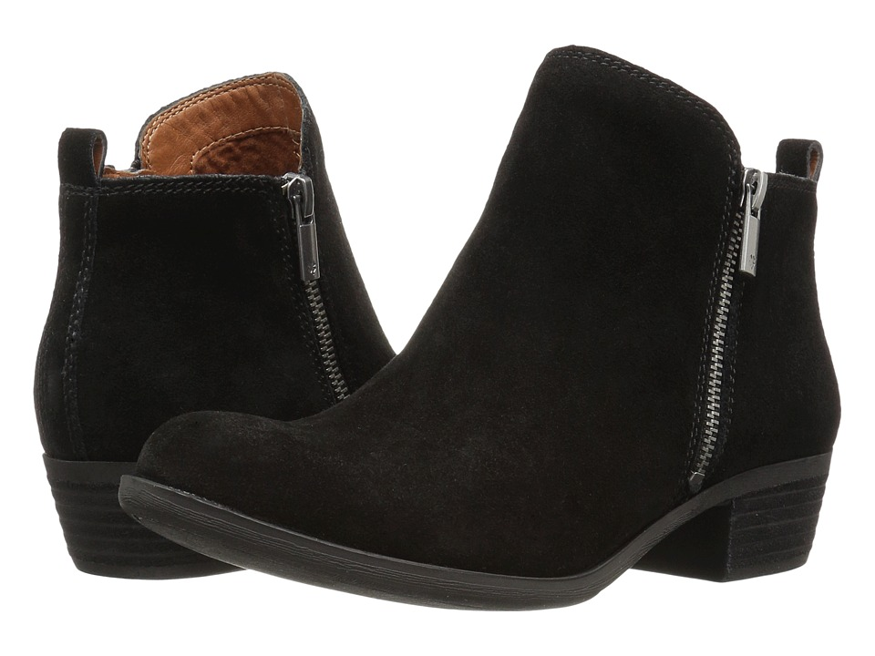 Lucky Brand Basel (Black 1) Women