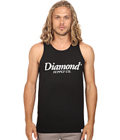 Diamond Supply Co. - Typeset Tank Top