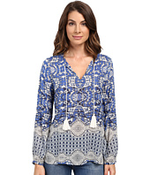 Dylan by True Grit - Bohemian Chloe Blouse