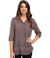 Dylan by True Grit - Embroidered Tunic