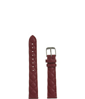 Michele - 16mm Quilted Leather Strap