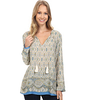 Dylan by True Grit - Belle Brocade Chloe Blouse