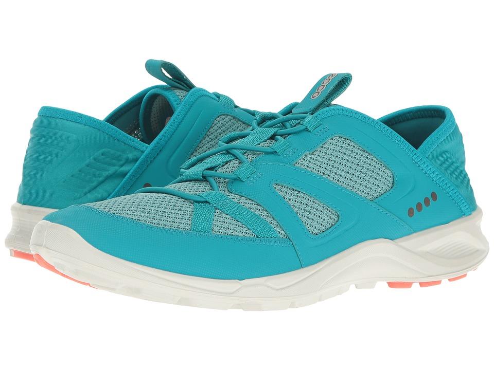 ECCO Sport - Terracruise Toggle (Capri Breeze/Aquatic) Womens Running Shoes