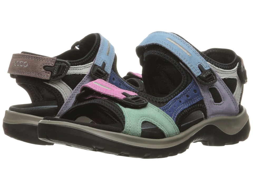ECCO Sport - Offroad Sandal (Multicolor Pastel) Women's Sandals