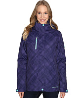 Free Country - Printed Radiance 3-in-1 System Jacket with Detachable Hood