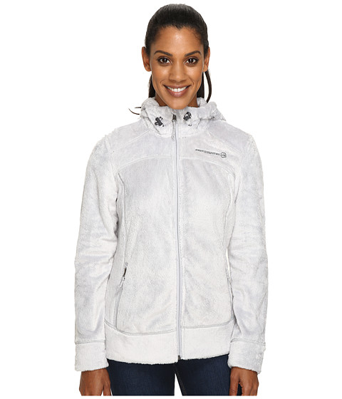 Free Country Hooded Butterpile Jacket
