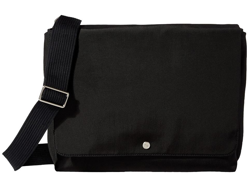 Skagen - Eric Messenger (Black) Messenger Bags