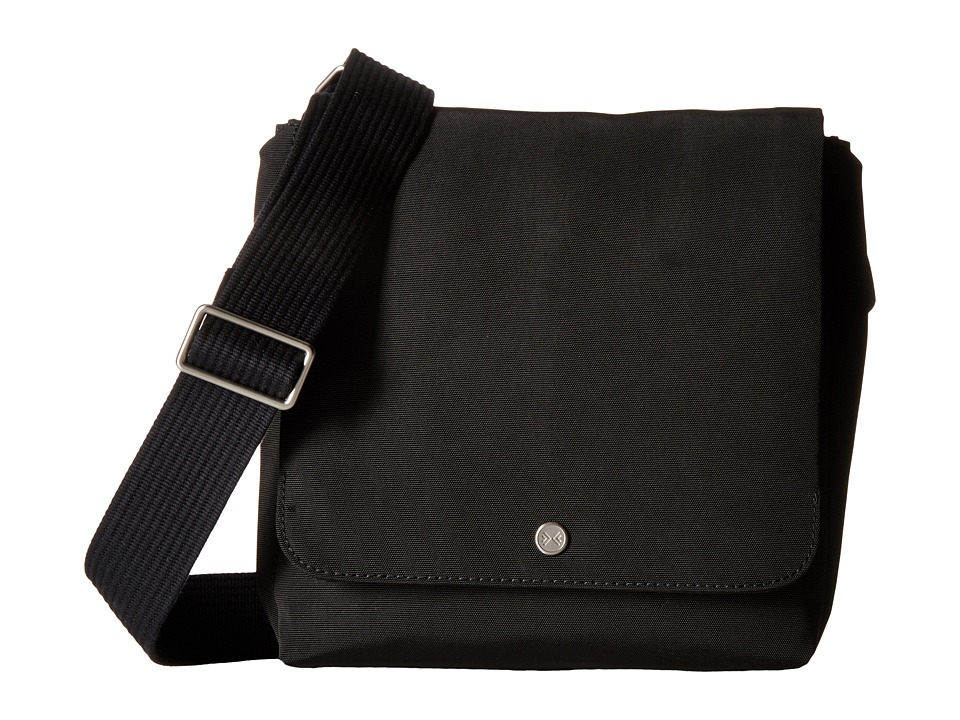 Skagen Gade Small Messenger (Black) Messenger Bags