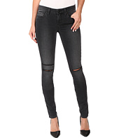 Paige - Verdugo Ultra Skinny in Smoke Grey Destructed