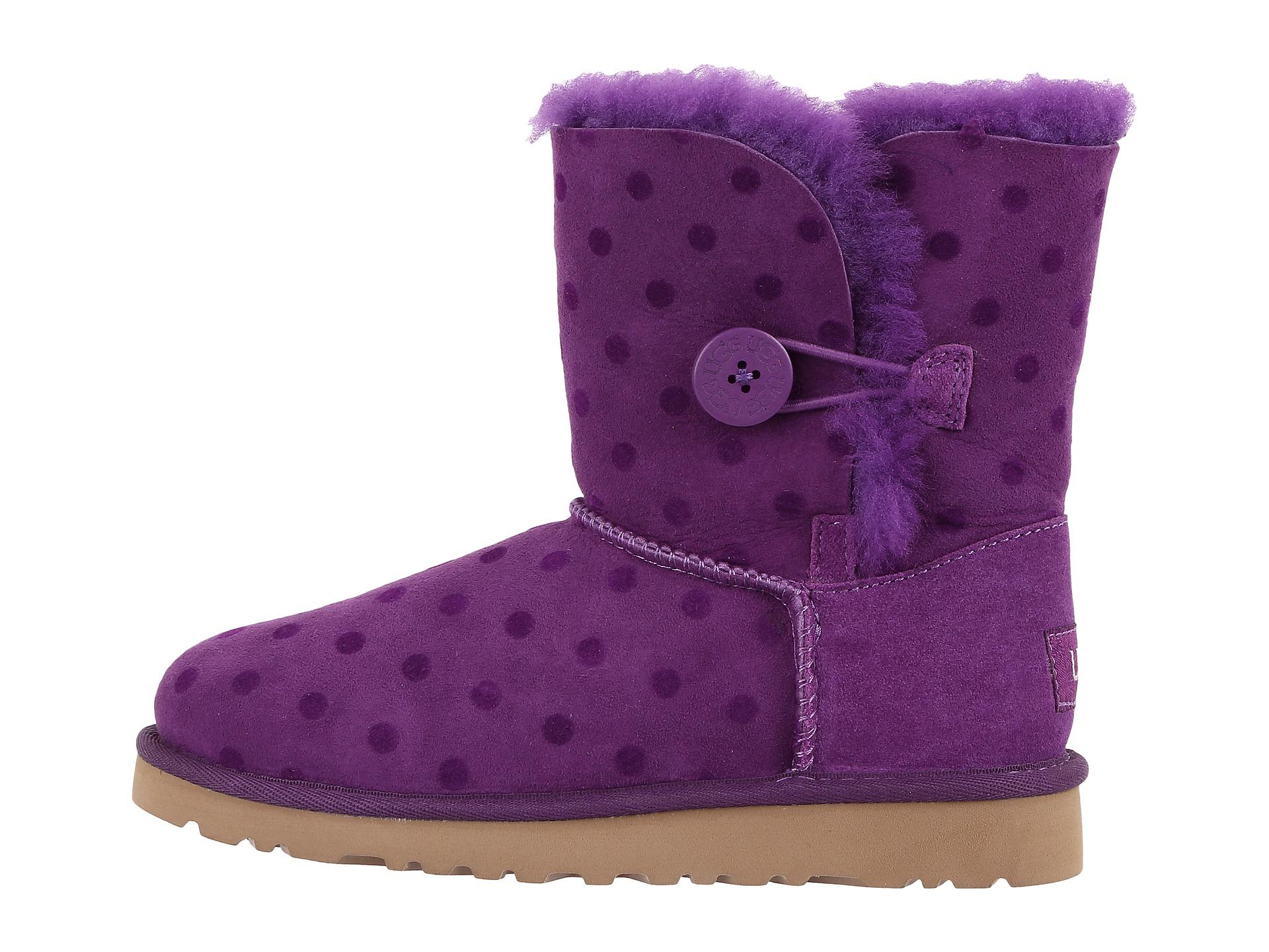 purple uggs canada