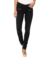 Paige - Jill Zip Ultra Skinny in Prynn No Whiskers