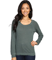 Alternative - Washed Slub Slouchy Pullover