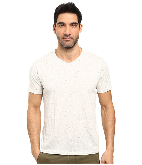 Threads 4 Thought Tri-Blend Knapp V-Neck Short Sleeve Tee