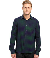 Threads 4 Thought - Justin Flannel Plaid Long Sleeve Woven