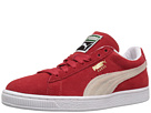 Suede Classic (High Risk Red/White)