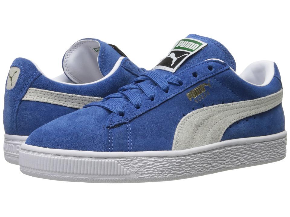 PUMA Suede Classic (Olympian Blue) Women's Shoes