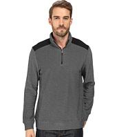 Threads 4 Thought - Adrian 1/2 Zip Mock Neck