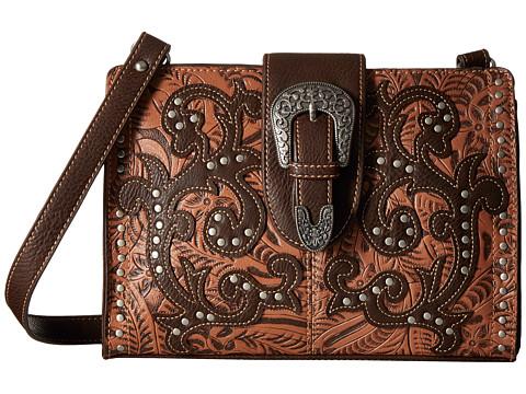 American West Laramie Shoulder Bag/Clutch