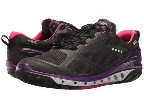 ECCO Sport Biom Venture GTX - Black/Titanium/Imperial Purple