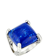 GUESS - Large Square Stone Prong Set Ring