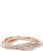 GUESS - 10-Piece Stone Stretch Bracelet Set