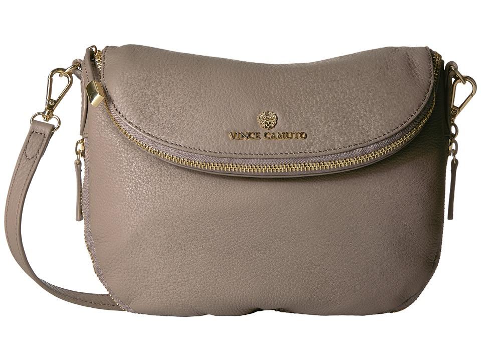 Vince Camuto - Rizo Crossbody (Smokey Quart) Cross Body Handbags