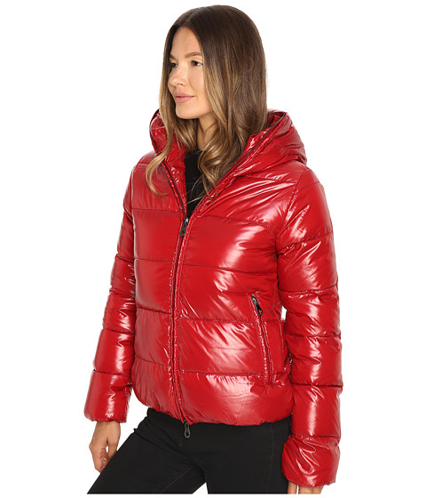Duvetica Thiacinque Quilted Down Jacket Nero 6pm Com