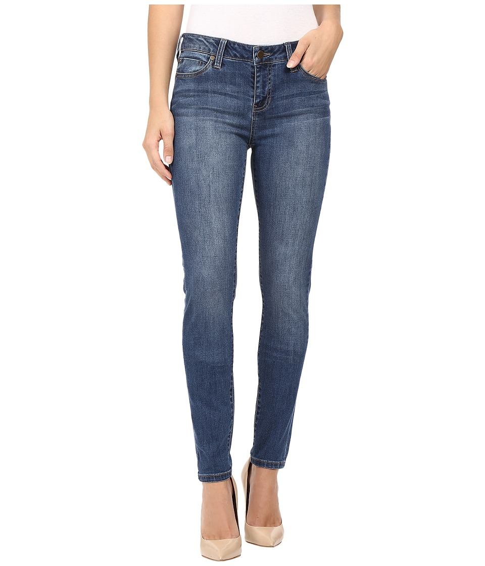 Liverpool - Abby Skinny Jeans in Montauk Mid Blue