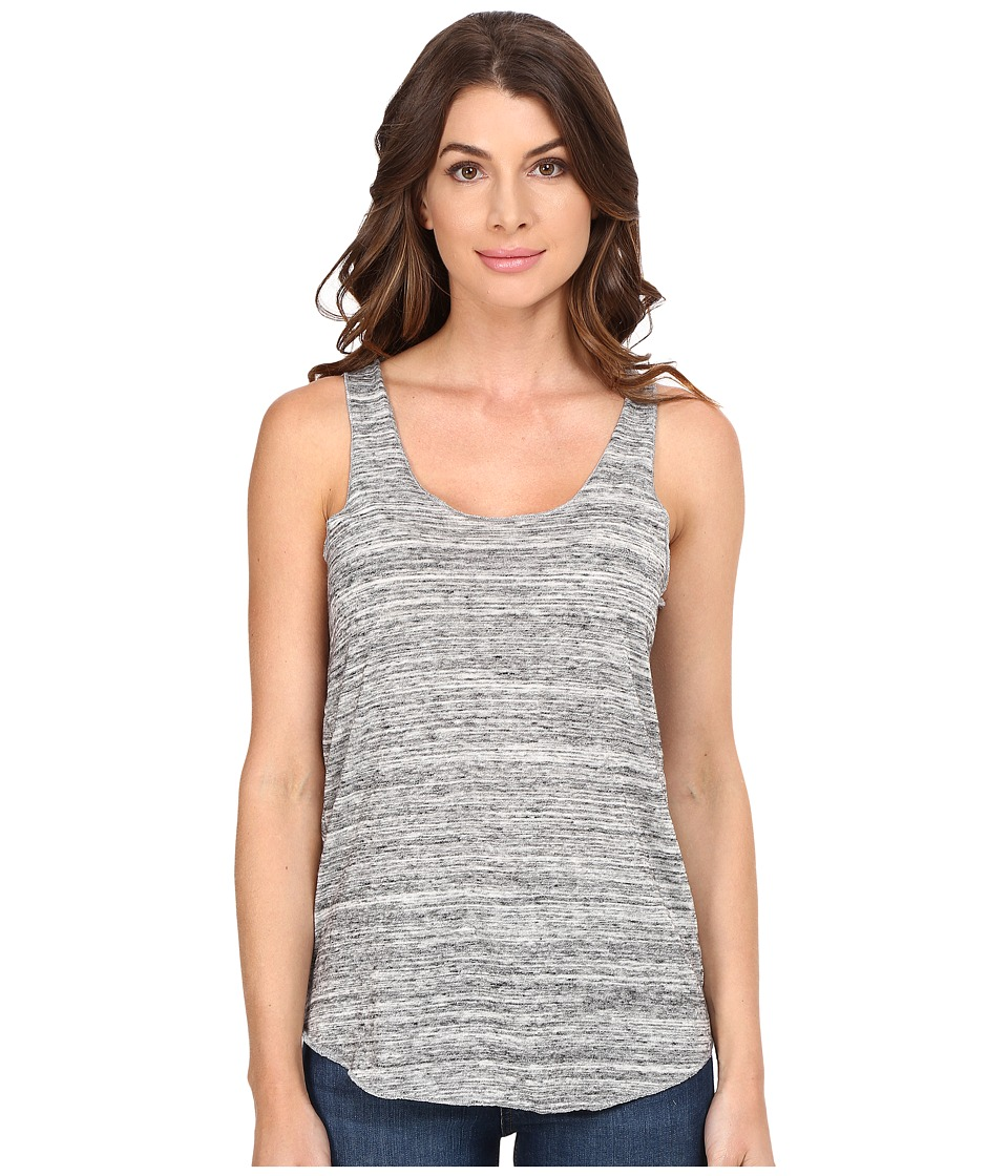 Alternative Meegs Racer Tank Top (Urban Grey) Women