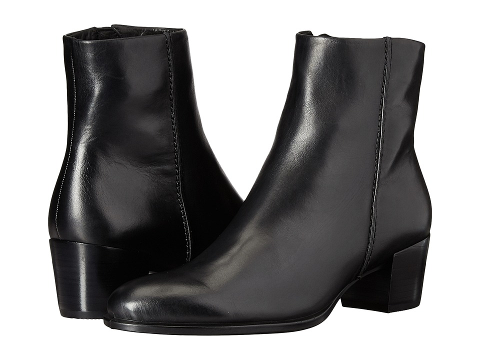 ECCO Shape 35 Ankle Boot (Black) Women