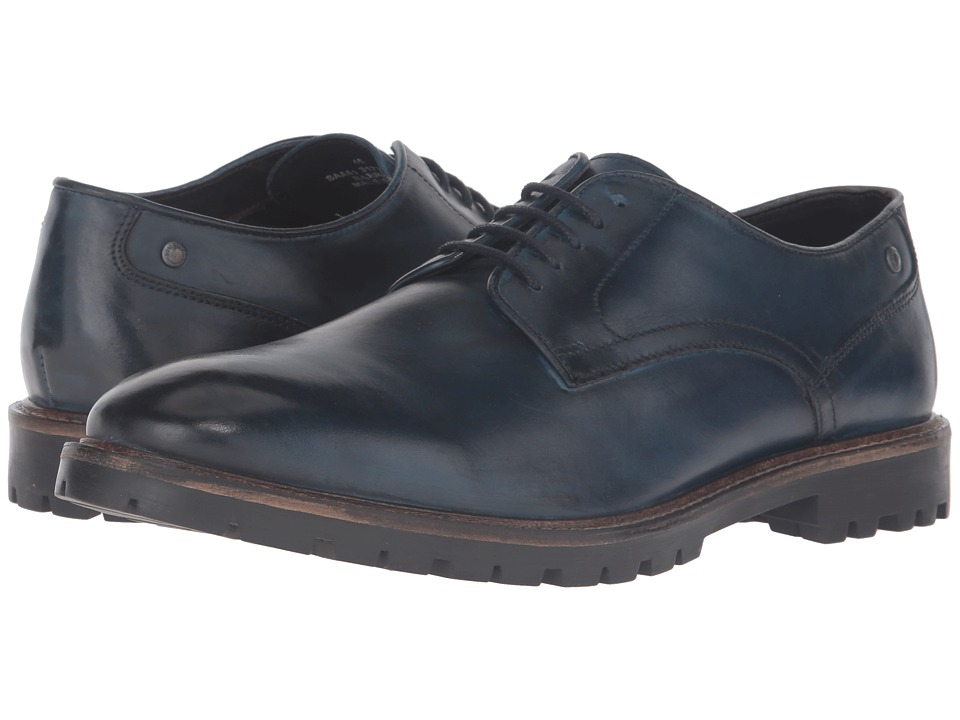 Image of Base London - Barrage (Blue) Men's Shoes
