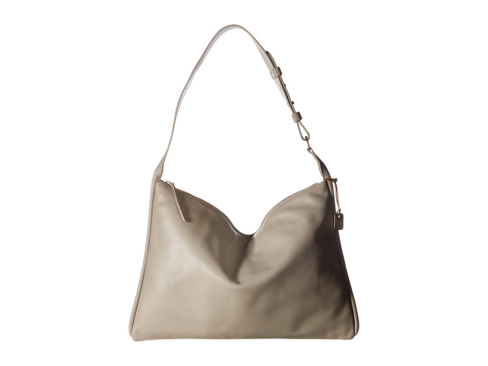 Skagen Anesa Shoulder Bag (Oatmeal) Shoulder Handbags