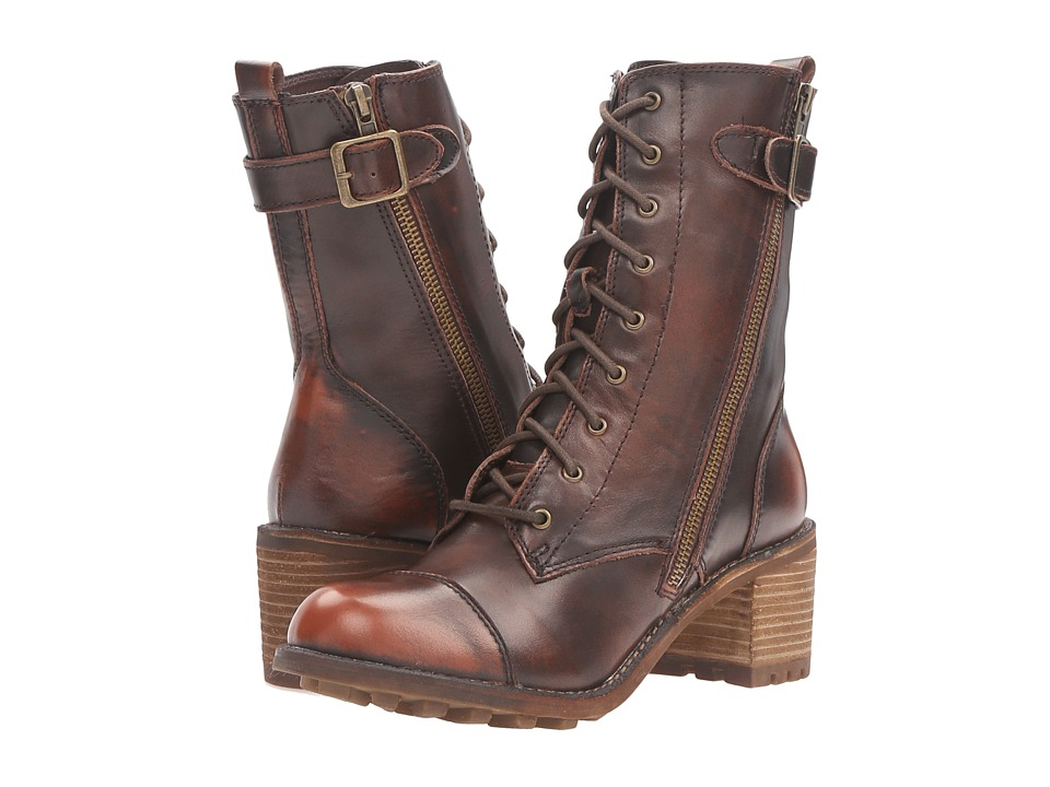 Rocket Dog - Ireland (Chocolate Burnout Leather) Women
