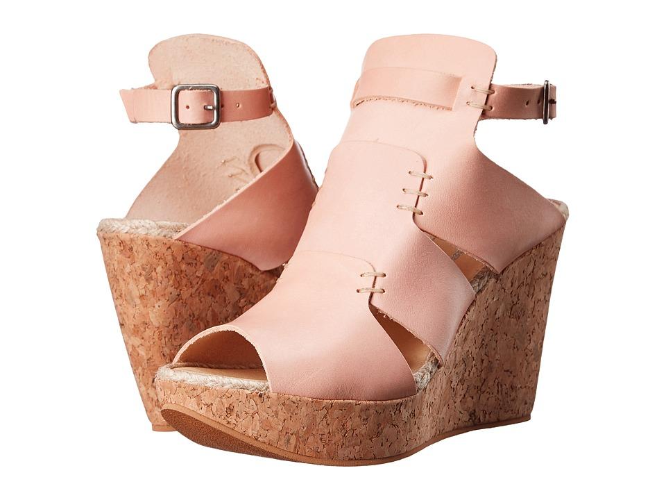 Free People Vachetta Rose Wedge Vachetta Womens Wedge Shoes